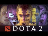 DOTA 2 REBORN a'cappella by Live Voices
