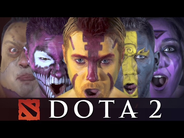 DOTA 2 REBORN [a'cappella by Live Voices]