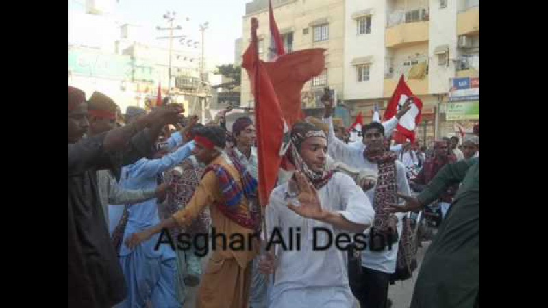 Sindhudesh g dharti by abida parveen