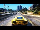 GTA 6 Graphics - REDUX 4K MOD - GTX 1080 TI SLI 4K 60FPS - Lamborghini Reventon Gameplay