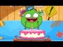 ХлебоУтки День рождение Шлёпа Мультсериал, на Nickelodeon. Новые Серии.