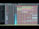 Nitrous Oxide Inspired Trance   FL Studio Project View   Max Braiman