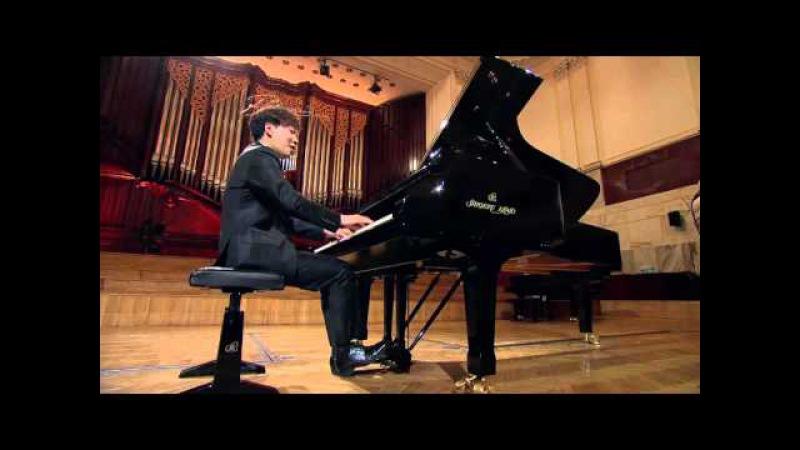 Chi Ho Han – Waltz in F major Op. 34 No. 3 (second stage)