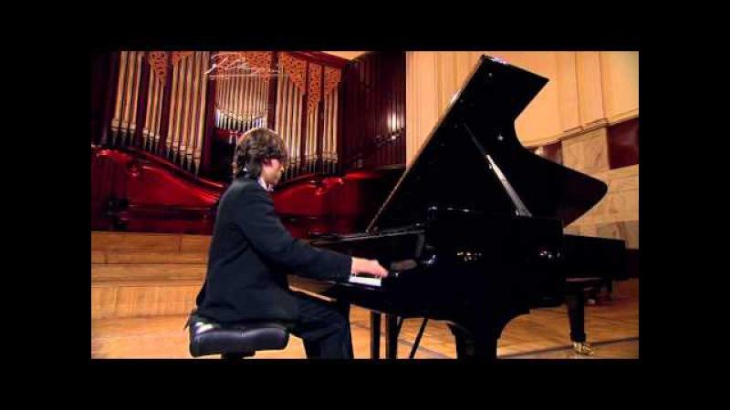 Arseny Tarasevich-Nikolaev – Waltz in A flat major Op. 34 No. 1 (second stage)