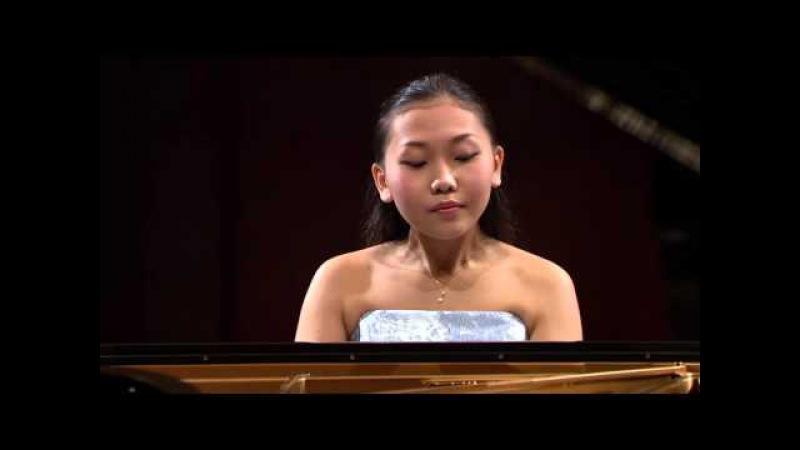 Aimi Kobayashi – Waltz in F major Op. 34 No. 3 (second stage)