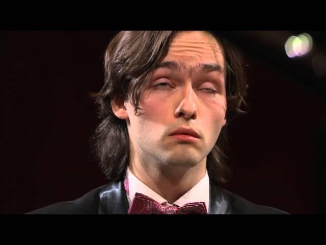 Arseny Tarasevich-Nikolaev – Waltz in A minor Op. 34 No. 2 (second stage)