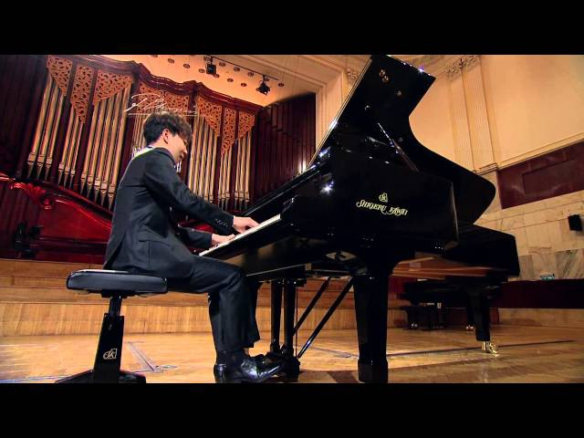 Chi Ho Han – Waltz in A flat major Op. 34 No. 1 (second stage)