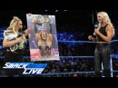 Natalya crashes Charlottes thank you to the WWE Universe SmackDown LIVE, Sept. 19, 2017