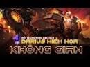 [Full game] Darius Hiểm Họa Không Gian | Trang Phục Hextech | Cách Chơi Và lên đồ