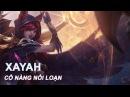 Hướng Dẫn Chơi vị tướng Xayah   Xayah Adc New 2017   Xayah Cách chơi và lên đồ