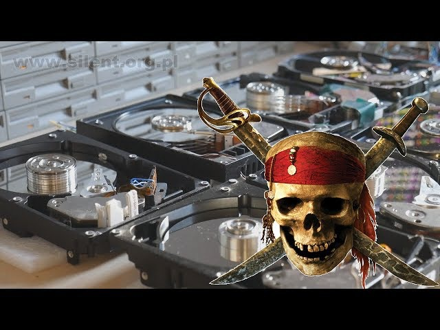 The Floppotron: Pirates of the Caribbean - He's a Pirate