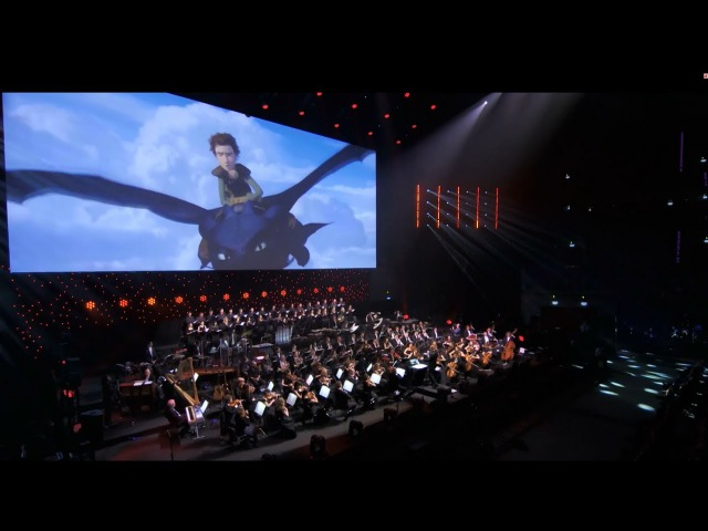FMF 2016: Film Music Gala: Animations | How To Train Your Dragon