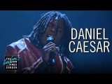 Daniel Caesar - Get You &amp We Find Love (The Late Late Show with James Corden)