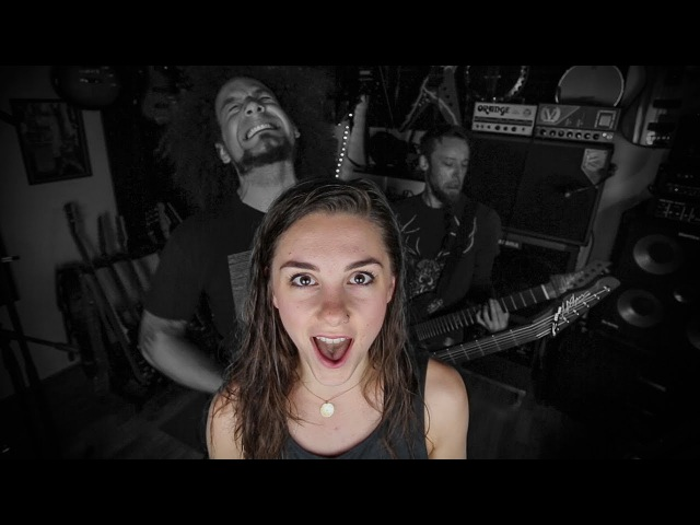 Toto - Africa (metal cover by Leo Moracchioli feat. Rabea Hannah)