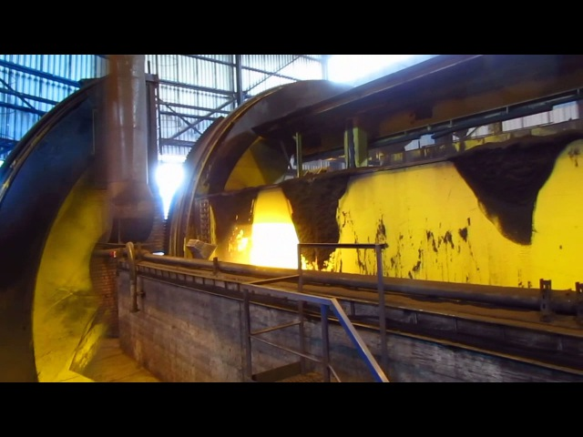 Усть Луга Механизированная выгрузка угля