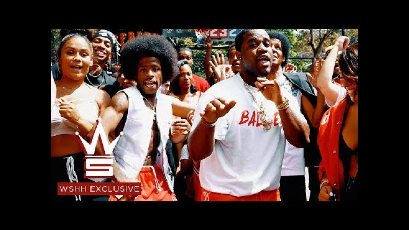 Marty Baller Like Mike Feat. A$AP Ferg, Smooky Margielaa Aexyz (WSHH Exclusive)