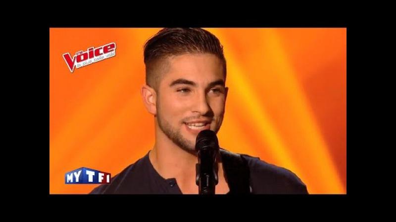 Maitre Gims – Bella   Kendji Girac   The Voice France 2014   Blind Audition