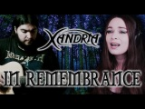 IN REMEMBRANCE - Xandria - Cover by Ellie Kamphuis feat. Nicolas Sokolic