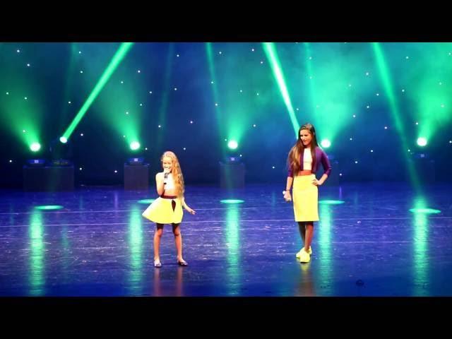 Emily and Tali Kuper - DUO