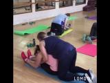 Тренировка в парах