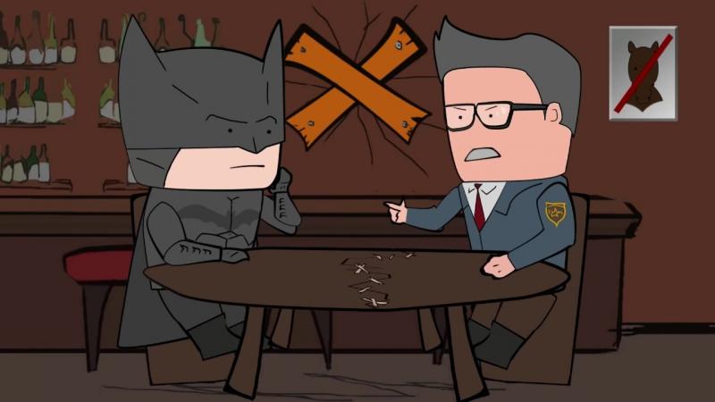 Уэс и Флинн Играют в Batman Arkham Night [s01e01]