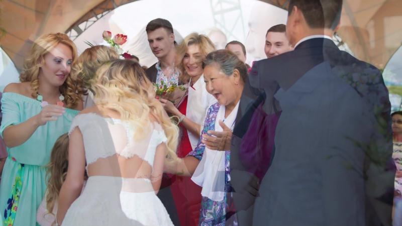 13.08.2016г. Нежные Дамдин и Ирина