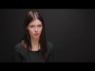 Актриса Екатерина Де Грант. Видеовизитка.