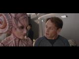 Скотч на самом деле придумала одна старушка из России (Стартрек. Бесконечность / Star Trek. Beyond)