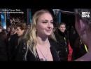 Интервью для портала «HeyUGuys» в рамках церемонии награждения «BAFTA» | 12 февраля 2017