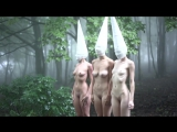 on set with Ben Hopper; Naked Girls with Masks in Brighton from Ben Hopper