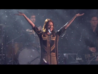 Florence + The Machine - Spectrum (Live on Dick Clark's New Year's Rockin' Eve 2012)