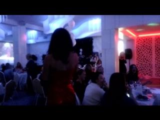 08.02.2017 White Hall Jessica Rabbit на мероприятии ANEX TOUR