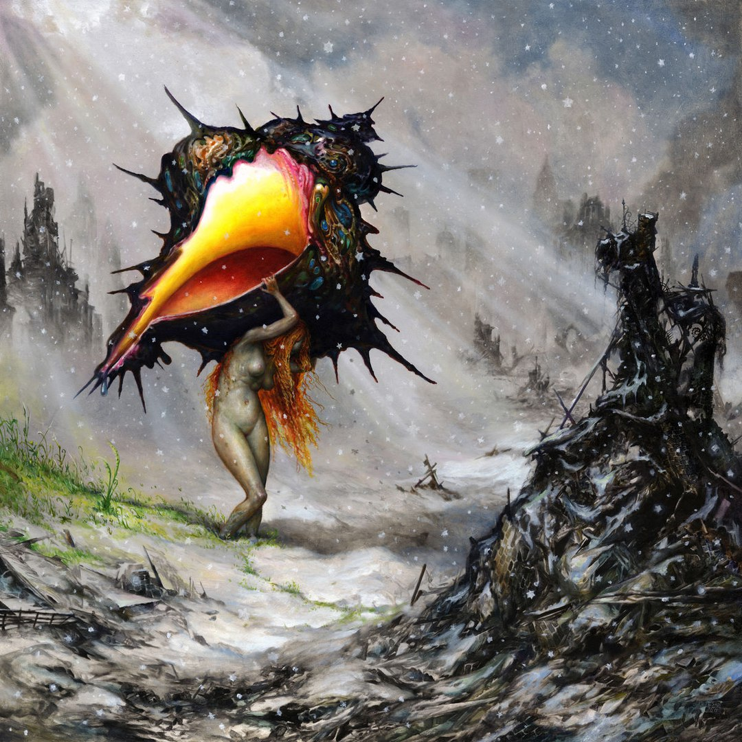 Circa Survive - The Amulet [single] (2017)