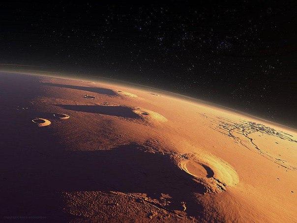 Марс и смертоносные перхлораты