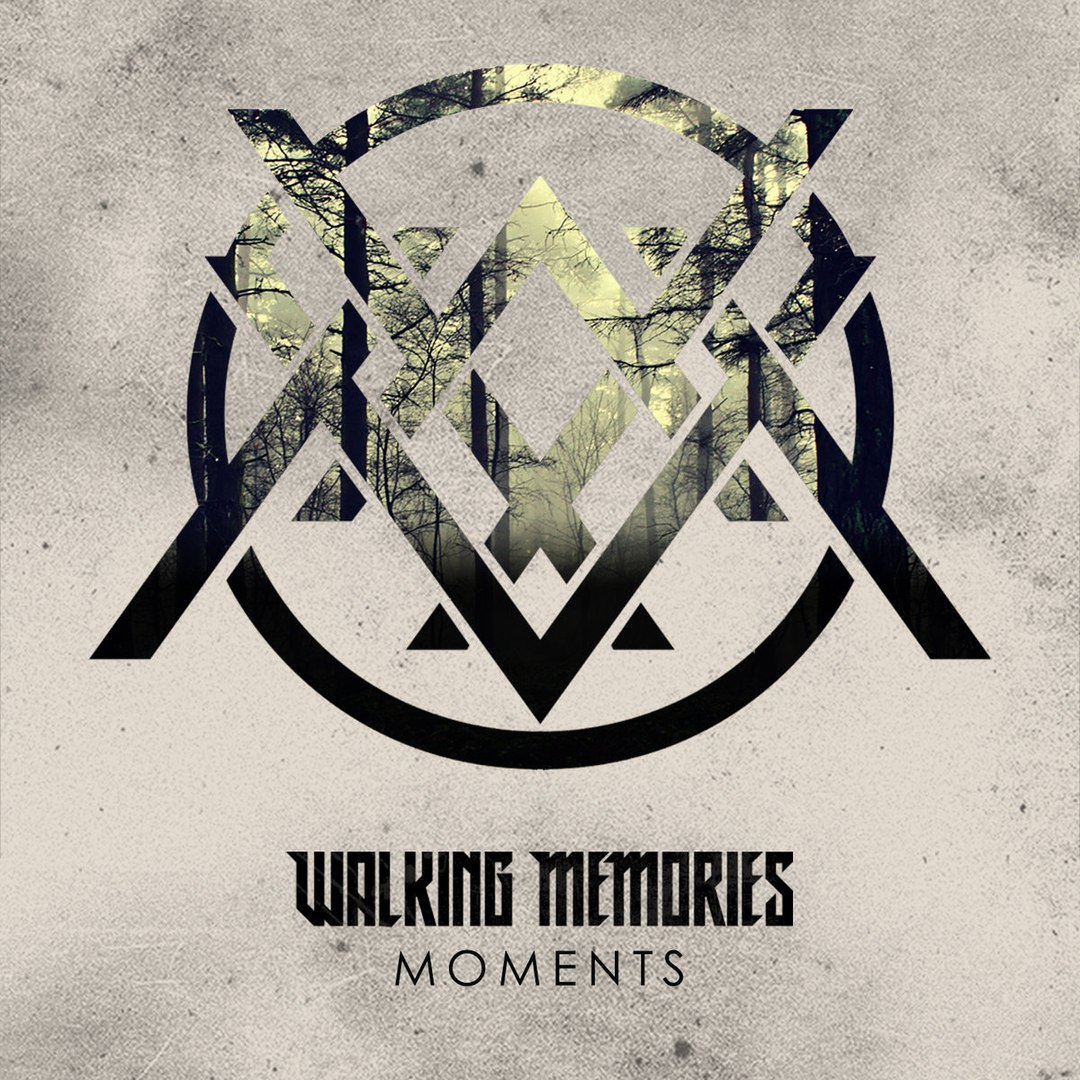 Walking Memories - Moments [EP] (2017)