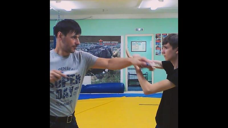Казань Арнис вечерняя тренировка
