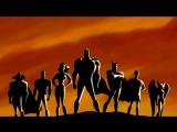 s2e13 - Eclipsed (Part One) | Justice Leagues / Лига Справедливости - 13 серия, 2 сезон