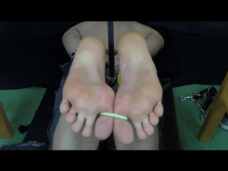 Falaka Bastinado On Hot Male Feet