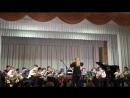Международный фестиваль-конкурс Бегущая по волнам. Оркестр народных инструментов под рук. Е.А.Шамовой