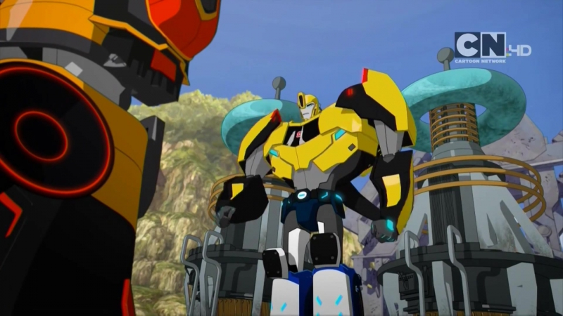 Transformers: Robots In Disguise Combiner Force S03E13