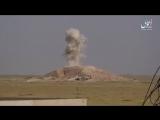 #Ирак Черные подрывают позицию иракских ополченцев на юго-западе от Тель Афара