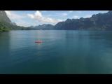 поездка на озеро Чео Лан (Тайланд, 2017)