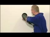 Установка комплектов прохода сквозь стену, фиксаторов, фитингов и резиновых наконечников