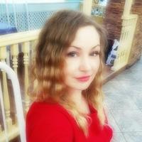 Анкета Жанна Тюняева