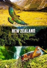 Дикая природа Новой Зеландии / Wild New Zealand (Сериал 2016)