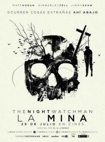 Шахта / Ночной сторож / The Night Watchman / La mina (2016)