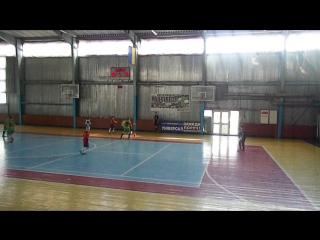 Фінал. Гімназія Бобровиця vs ЗОШ Корюківка 4 - 0 (1 частина.)