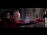 Человек-Паук 2 | Spider-Man 2 (2004) Вырезанная Сцена / Джей Джона Джеймсон Надевает Костюм Человека-Паука
