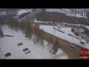 Не поделили перекрёсток в Кемерово.