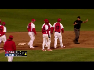 See it cubas can-am series ends with wild finish baseballam